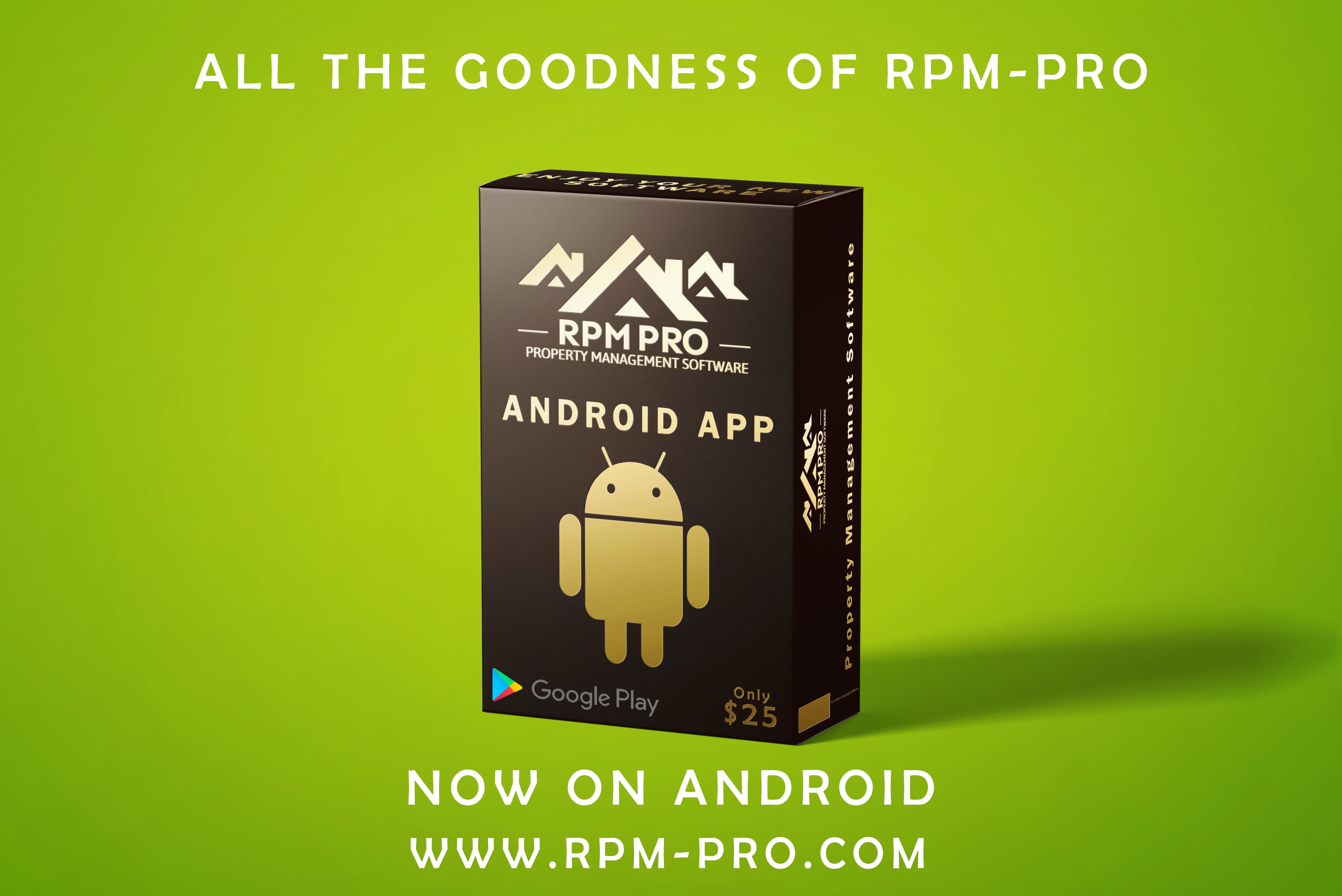 RPM Pro Android