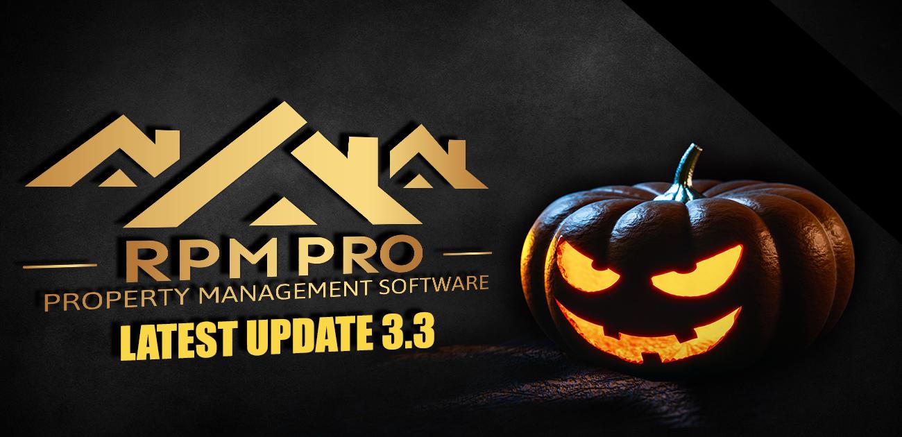 New Release: RPM Pro V3.3 Image