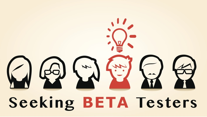 We are looking for BETA testers Image